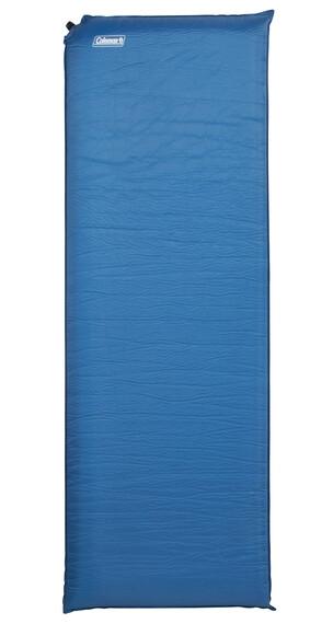 Coleman Camper zelf-opblaasbare slaapmat 183 x 63 x 5cm blauw
